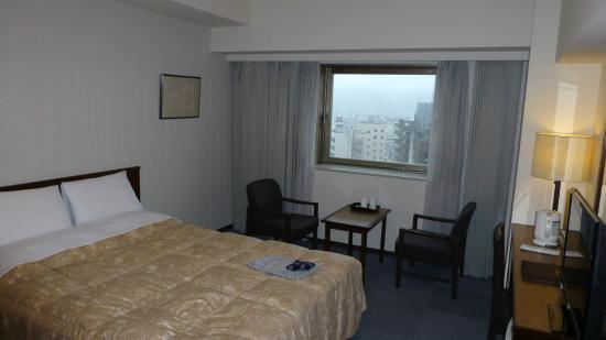 Hotel Kanazawa : Double Room
