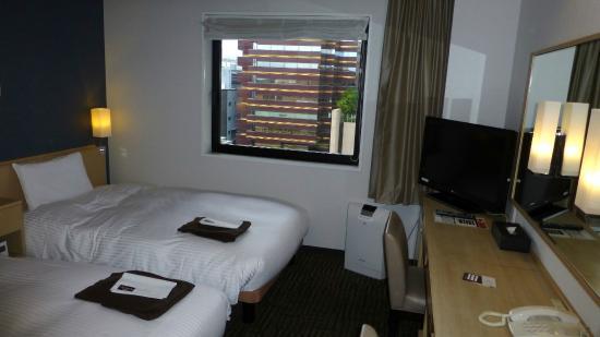 Mitsui Garden Hotel Kyoto Sanjo: Room