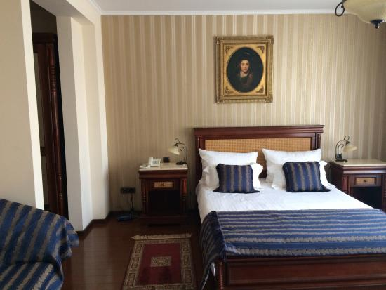 Hotel Vila Paris : Room