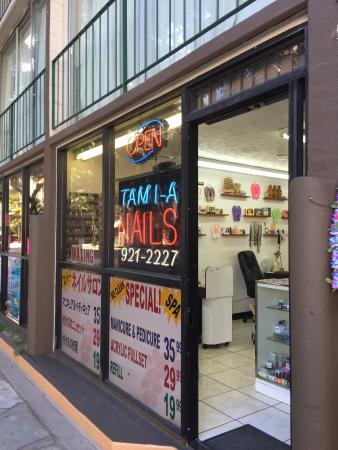 Tami-A  Nails  Salon