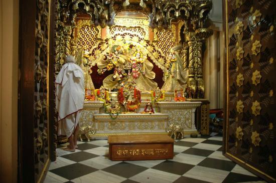 ISKCON Madurai, Sri Sri Radha Mathurapati Temple