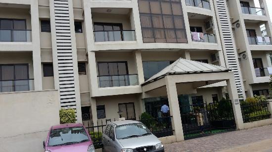 Hotel Pearl International: Hotel Roofers Pearl