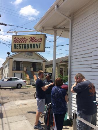 Willie Mays Restaurant In New Orleans