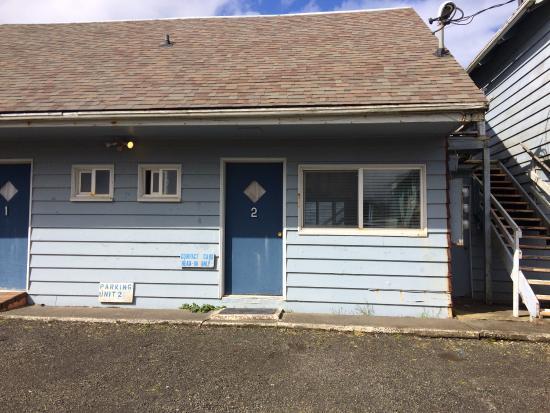 Moonstone Beach Motel: Room #2