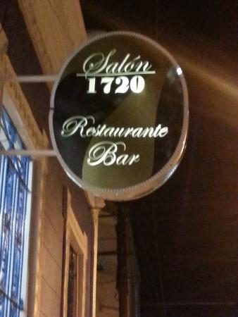 Restaurant 1720