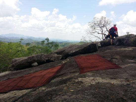 Na Uyana Monastery: View point