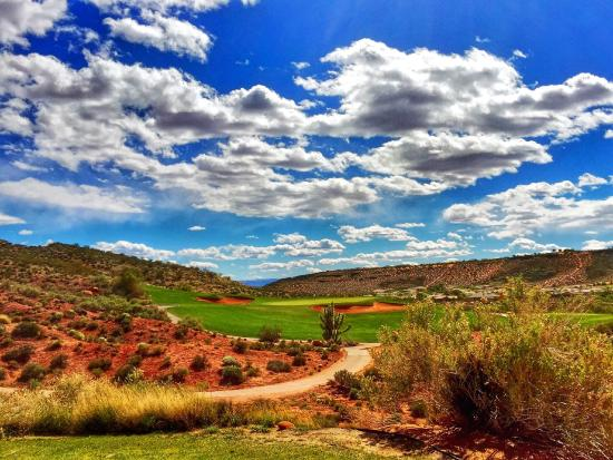 Coral Canyon Golf Club: #11
