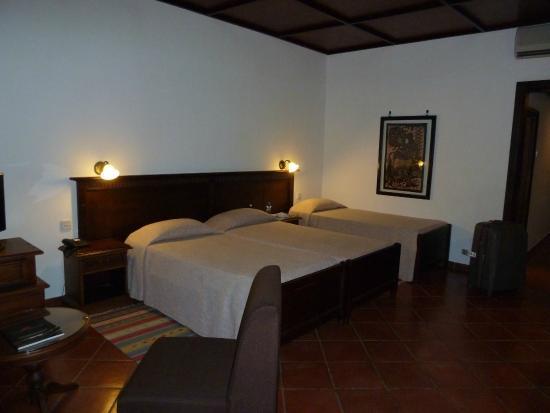 Palm garden village hotel twin ou triple chambre standard