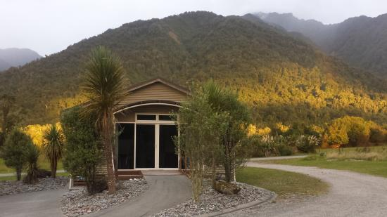 Franz Alpine Retreat: Wonderful surrounds