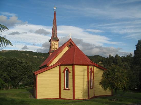 Sisters of Compassion - St Joseph's Church: St Joseph's at Hiruharma