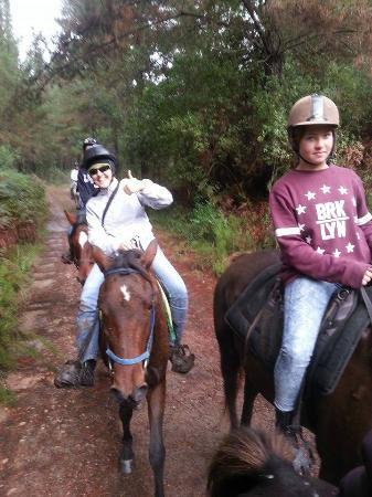 Wilderness, Sudáfrica: Ride