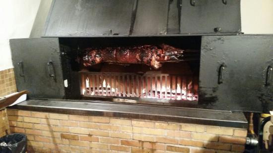 Auberge Grand'Maison au Cochon Grille : Au Cochon  Grillé
