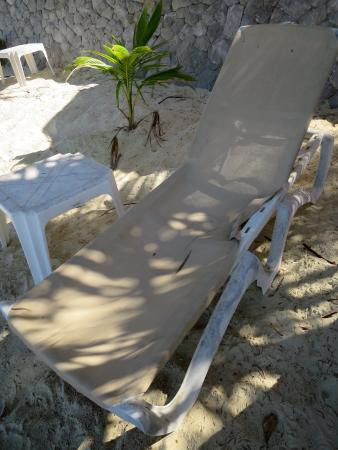 Movenpick Resort Laem Yai Beach Samui: Beachchair2