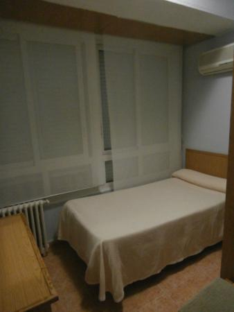 Hotel Cervantes : camera