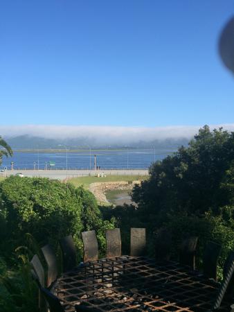 Lagoon lodge: The view