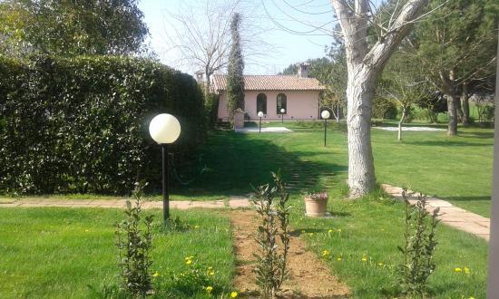 Agriturismo Villa Toscana : immersi nel verde