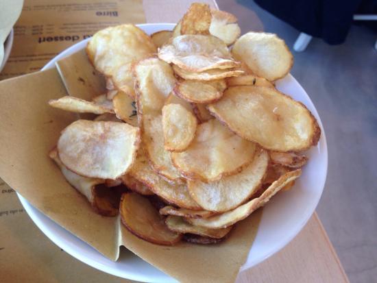 Osteria del Gran Fritto: Patatine