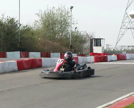 Lakeside Karting: Almost there