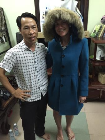 Duc Minh Tailor : Duc and me