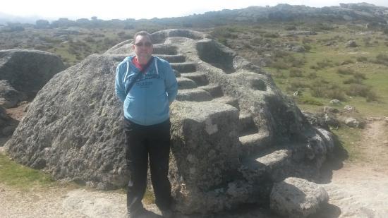 Solosancho, Espanha: el altar de sacrificio