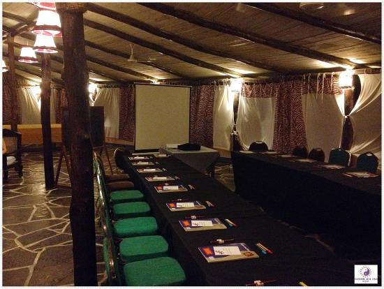 Tamani Jua Tao Resort: Meeting room