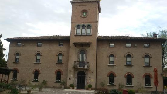 Hotel Castello : Foto hotel (facciata principale)