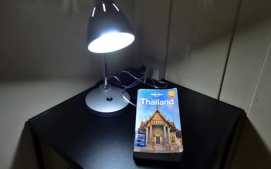 FAB Hostel Bangkok: Lonely Planet Thailand 2015