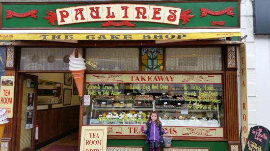 Pauline's Creamery: Shop