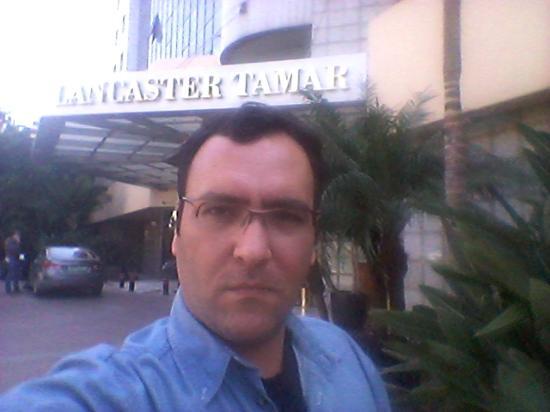 Lancaster Tamar Hotel : Hotel enterance