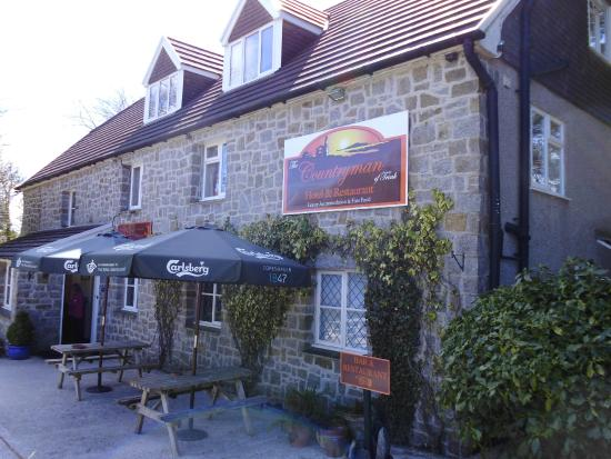 The Countryman Hotel St Ives: Nice looking