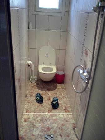 L'Audonienne : bathroom