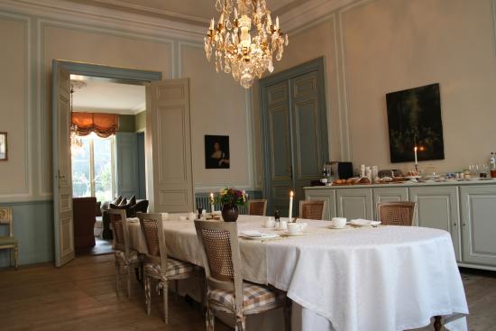 B&B de Corenbloem: Dining Room