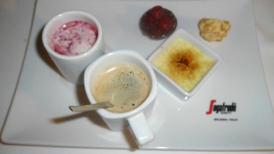 Hotel Maine : café gourmand