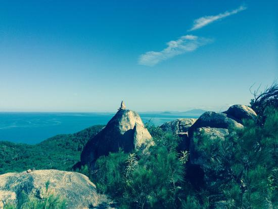 Fitzroy Island National Park : The view