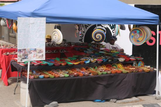South Western Townships: Market stall in Soweto