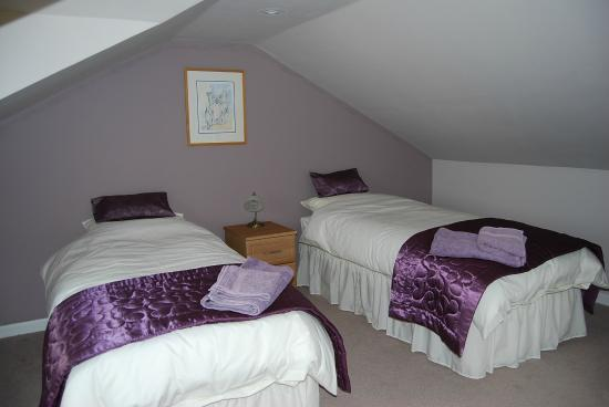 Monymusk, UK: Twin room