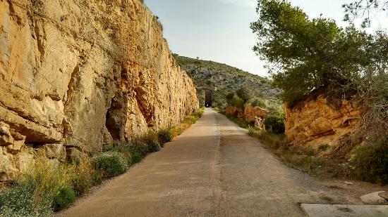 Ruta La Vía Verde