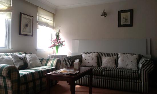 Lomond Hills Hotel: Sunny family time
