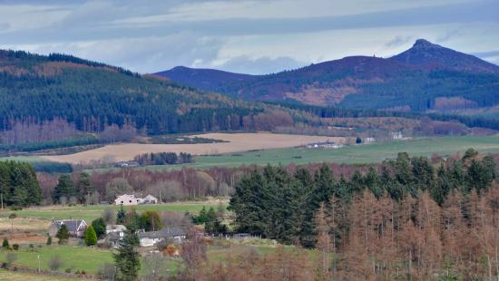 Monymusk, UK: Nestled in the Aberdeenshire countryside