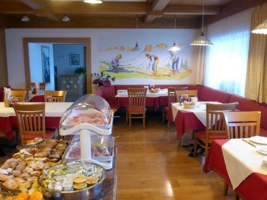 Hotel Gran Mugon: sala pranzo