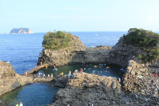 Hwangwooji Coast