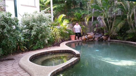Cairns Reef Apartment & Motel: Great overnight stay