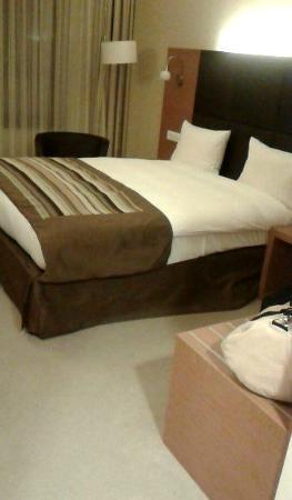 Ramada Oradea: Cozy bed for a good sleep