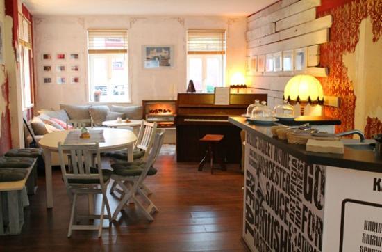 Café Wohnzimmer   Picture of Peckham's, Erfurt   TripAdvisor