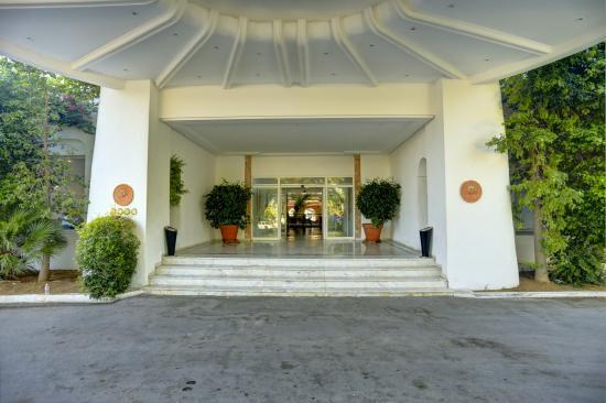 哈馬馬特花園飯店