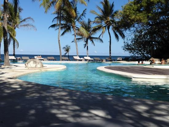 White Elephant Sea & Art Lodge: Vista bellissima