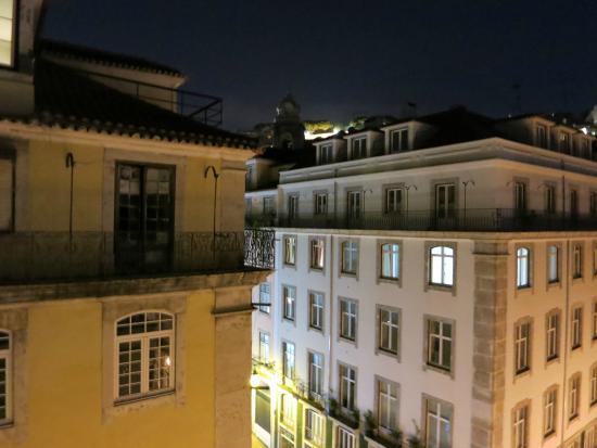 Casas da Baixa - Jules & Madeleine: Blick Appartement 5B