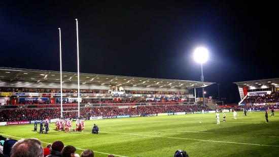 ‪Kingspan Stadium‬