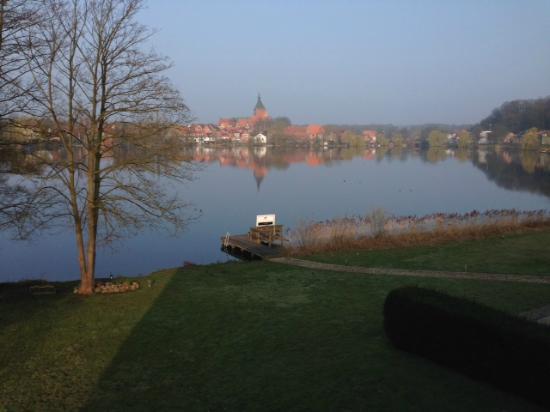 Seehotel Schwanenhof: Udsigt