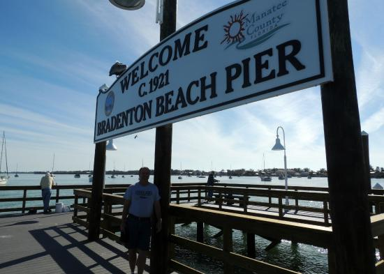 Bradenton Beach City Pier